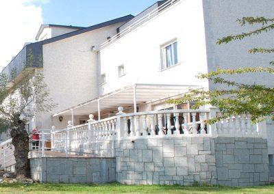 Residencia exterior