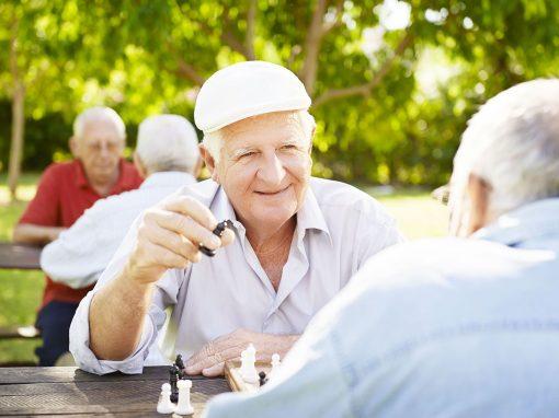 Terapia ocupacional para mayores en Guadarrama