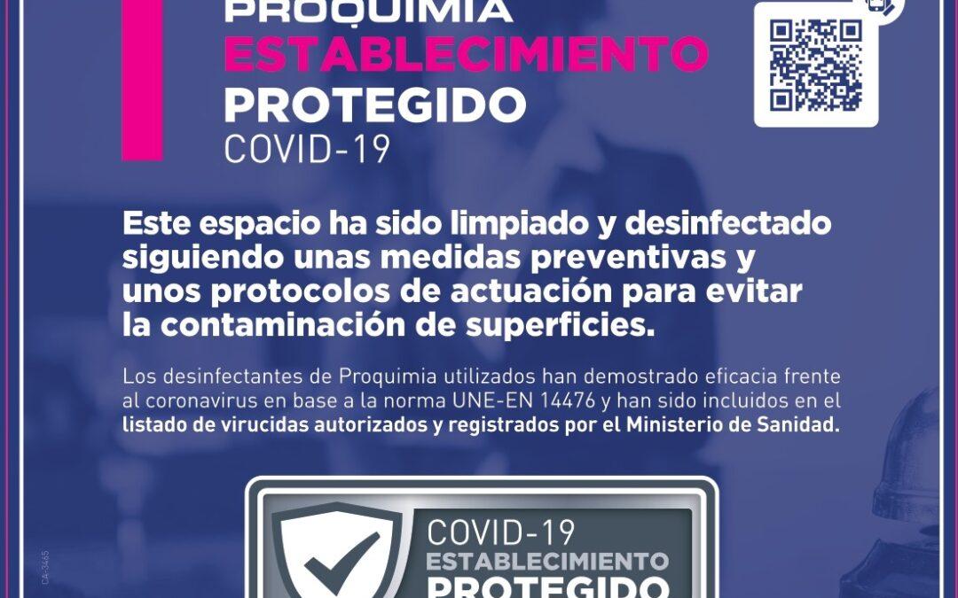 ESTABLECIMIENTO PROTEGIDO COVID-19