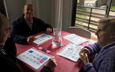 Musicoterapia y Bingo